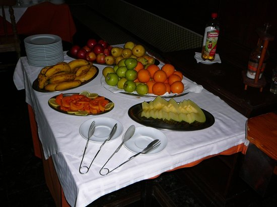 Casa del Sol: ouf, les fruits sont bons !