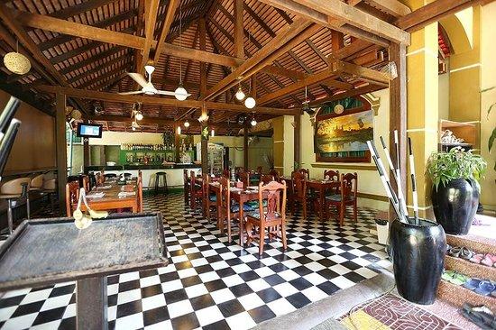 Tanei Boutique Villa: Ресторанчик