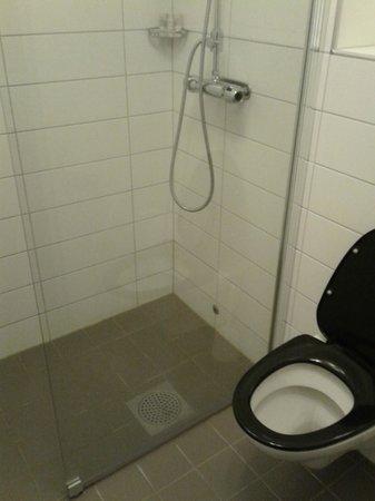 Radisson Blu Hotel, Malmo: Это душевая - позор!!!!!!!!!!!!!!!