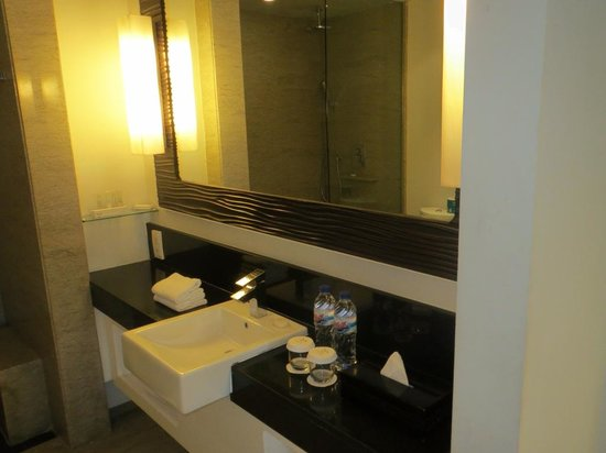 Sensa Hotel: Wash room