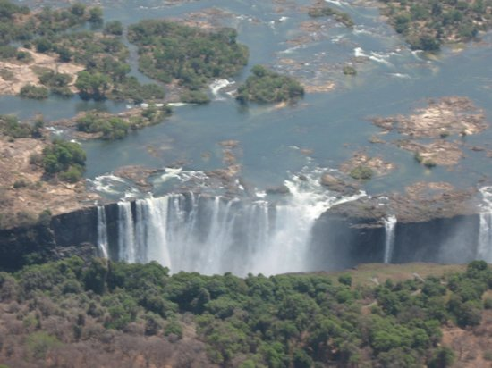 Shearwater Victoria Falls - Helicopter Flights: Victoria Falls