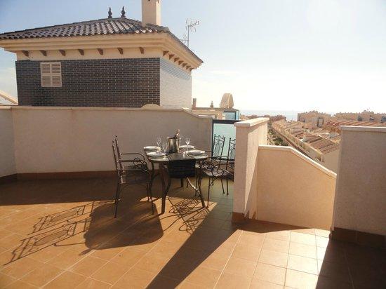 PlayaMarina II : Rooftop Terrace