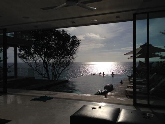 Paresa Resort Phuket : villa amanzi