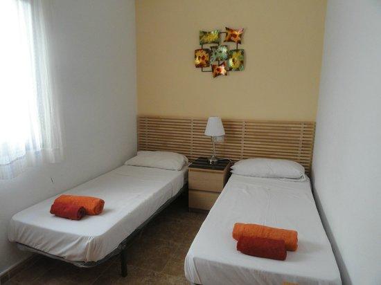 PlayaMarina II : Bedroom