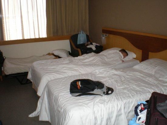 Furama City Centre: good sleep