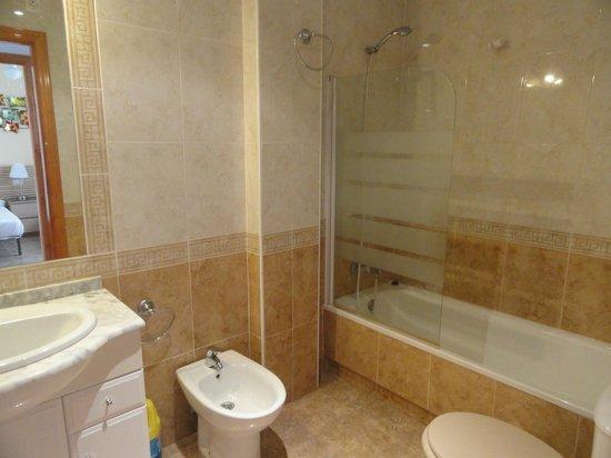 PlayaMarina II : Bathroom