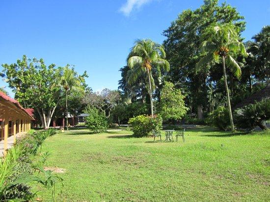 Berjaya Beau Vallon Bay Resort & Casino - Seychelles: jardin