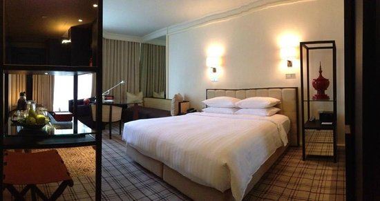 Grand Hyatt Erawan Bangkok: Room