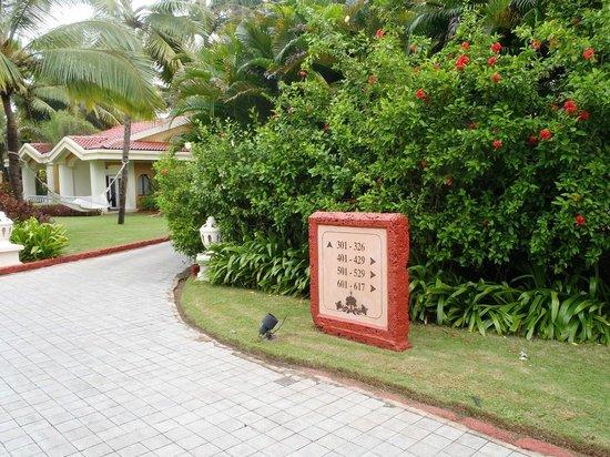 Taj Exotica Resort & Spa Goa: На территории