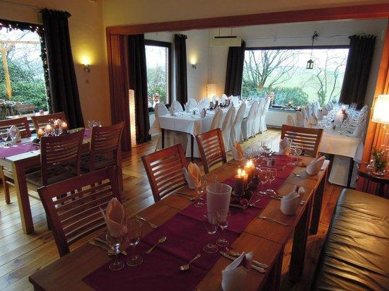 Landhaus Osterholte : Restaurant 2