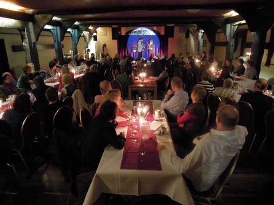 Landhaus Osterholte : Magic Dinner