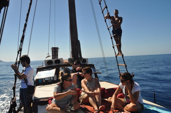 Mondragon's Dream: BOAT TRIP PCTURES CANARY ISLANDS