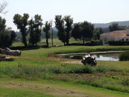 Allegroitalia Siracusa Golf Monasteri : Loch 9