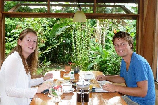 B&B Hotel Sueno Celeste: Heerlijk ontbijt