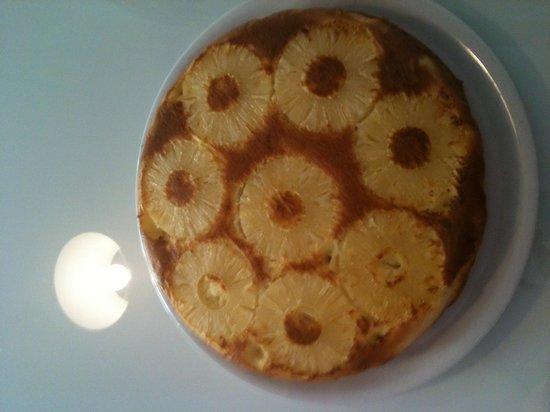 E che pizza: Torta all'ananas