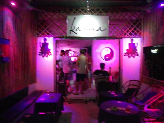 Karma Bar: Karma Cafe-Bar