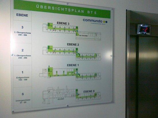 Commundo Tagungshotel Stuttgart: Camere OK