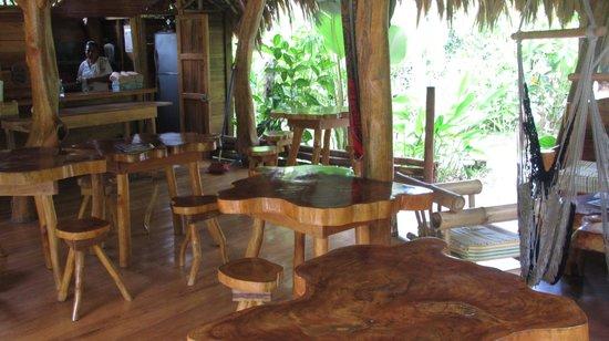 Hotel Blue Conga : Ruimte voor het ontbijt