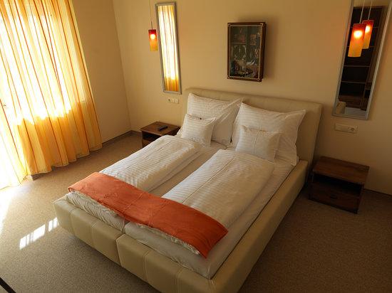 Al Faro Lodge: Doppelzimmer Sunset