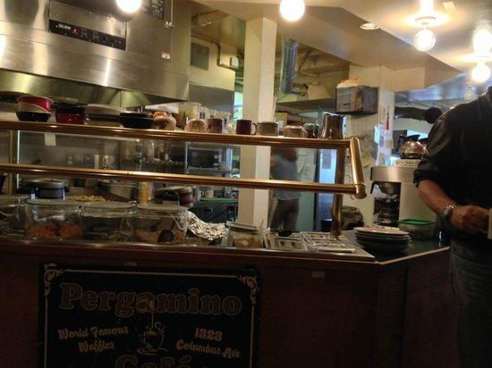 Pergamino: Open Kitchen