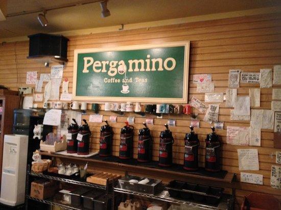 Pergamino: Choose your Coffee