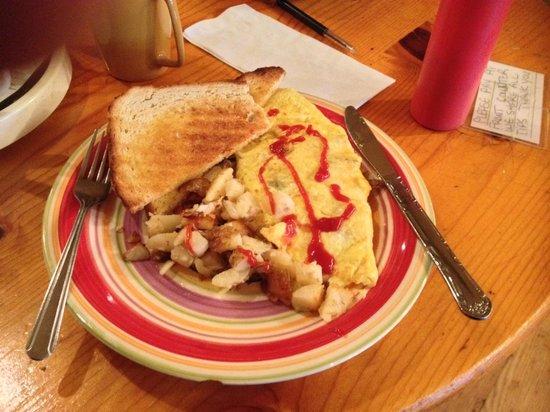Pergamino: Breakfast Time