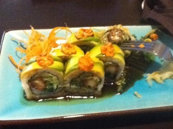 "The Westin Beach Resort, Fort Lauderdale: Another view of kids ""sushi"" rolls from Amatsu which is basically same as Waves restaurant"