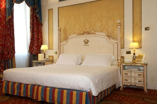 Hotel Splendide Royal: Superior Room