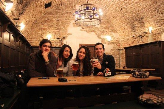Restaurant U Glaubicu : increíble lugar