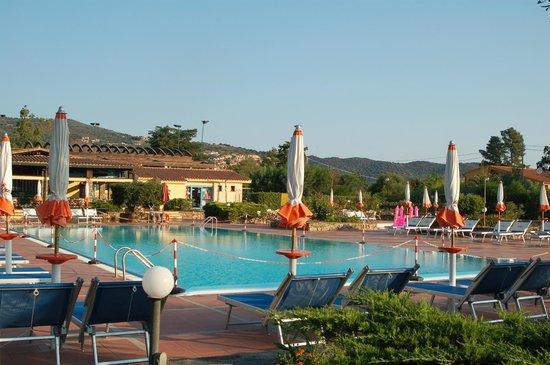 Budoni, Italien: piscine