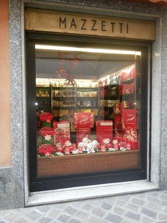 Gozzano, Италия: la vetrina