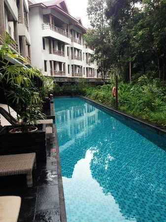 The Andaman, A Luxury Collection Resort : Pool Access Room
