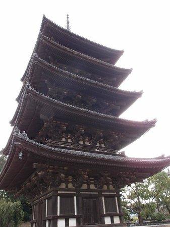 Kofuku-ji Temple : Kofukuji Temple, Nara