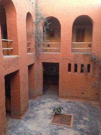 Ecomusee Berbere : patio