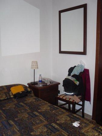 Hotel Antico Acquedotto: nuestra habitación