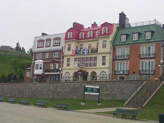 Auberge Saint-Antoine: Vieux Québec
