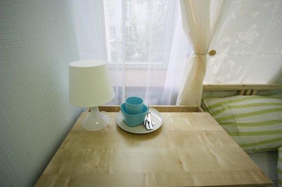 Ascet Hotel: Номер эконом