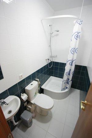 Ascet Hotel: Удобства в номере