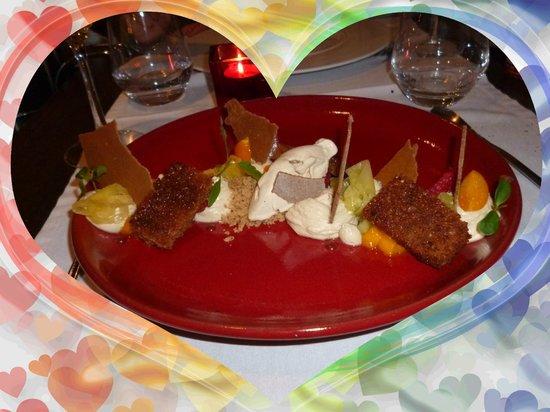 Le Garage : le dessert holala !!!
