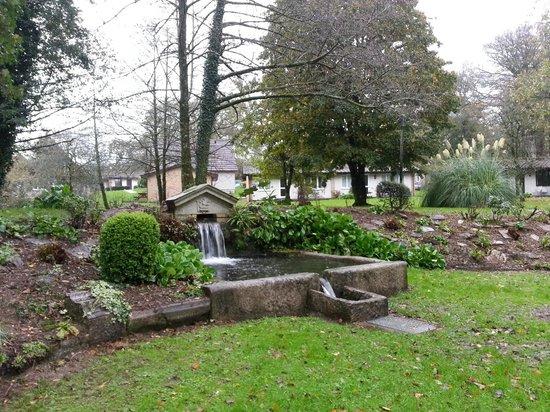 Hengar Manor Country Park: Gardens
