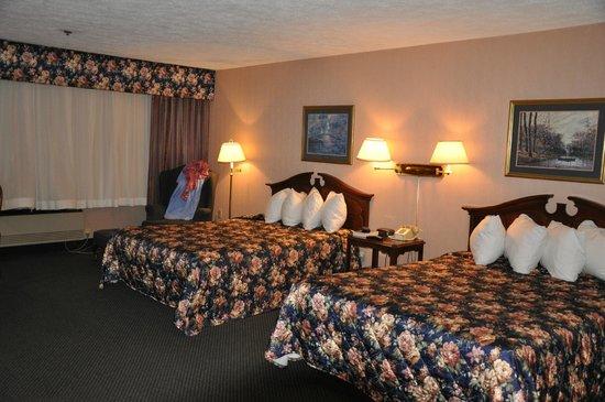 Split Rock Resort: Room 4815 In The Galleria