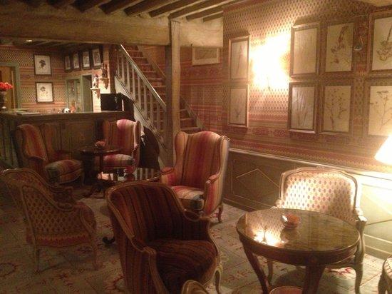 Royal Champagne: Accueil du restaurant