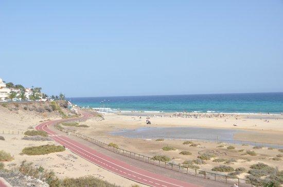 IBEROSTAR Fuerteventura Palace: partie du chemin, côté gauche
