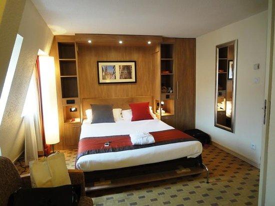 Citadines Strasbourg Kleber: Guest room