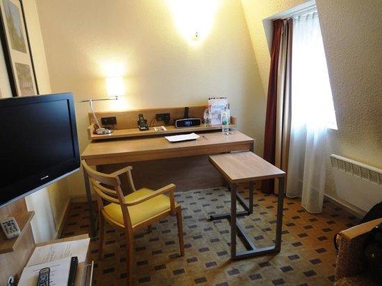 Citadines Strasbourg Kleber: Guest room - sitting area