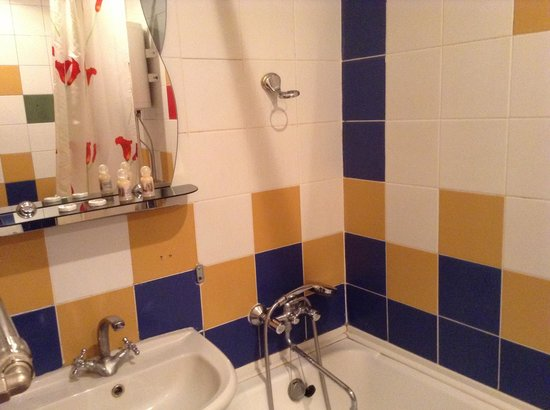 Kreshchatyk Guesthouse: bathroom