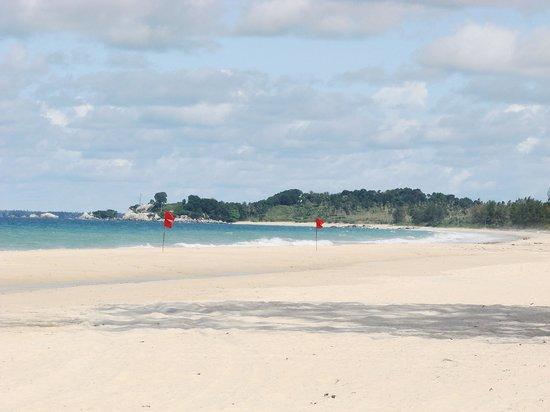 Bintan Lagoon Resort : И снова пляж