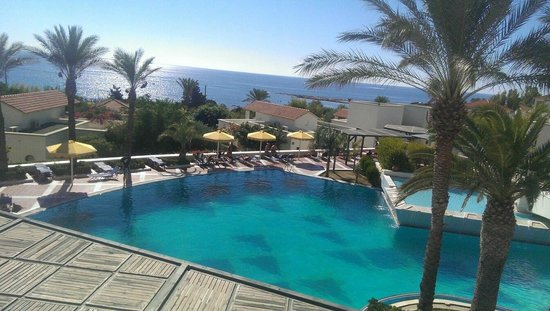 Mitsis Rodos Maris Resort & Spa: views