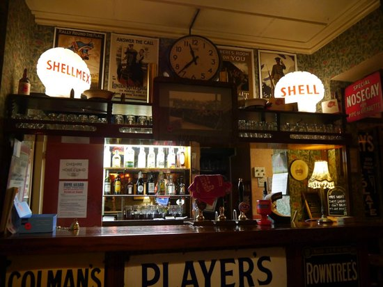 The Albion Inn: Nostalgia on draught