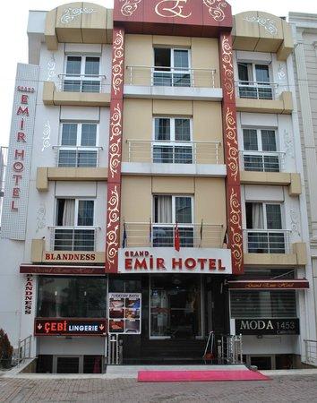 Grand Emir Hotel: отель